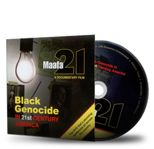 Maafa21 a film which documents the Nazi ties to Planned Parenthood founder Margaret Sanger