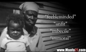 Code Words were used to describe black slaves. On Juneteenth watch Maafa21