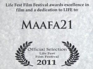 Maafa21 Life Fest 2011 is a pro-life film exposing Planned Parenthood