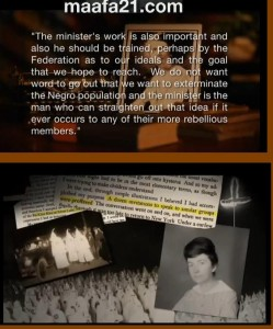 Planned Parenthood founder Margaret Sanger gave Klan speeches watch Maafa21