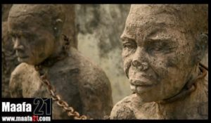 Maafa21 begins with Slavery